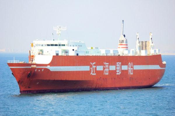RORO船