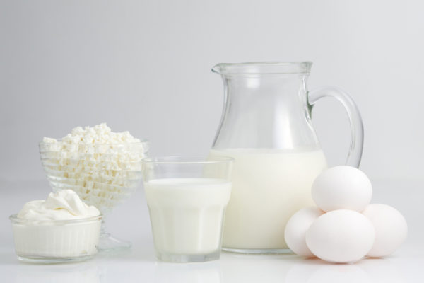 生乳・乳製品